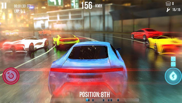 Overspeed High Performance Street Racing Game Download