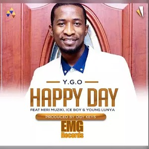 Download Audio | Y.G O Africa ft Young Lunya, Ice Boy & Heri Muziki - Happy Day