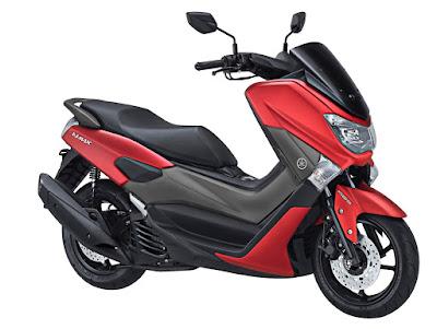 Yamaha N-Max 2019