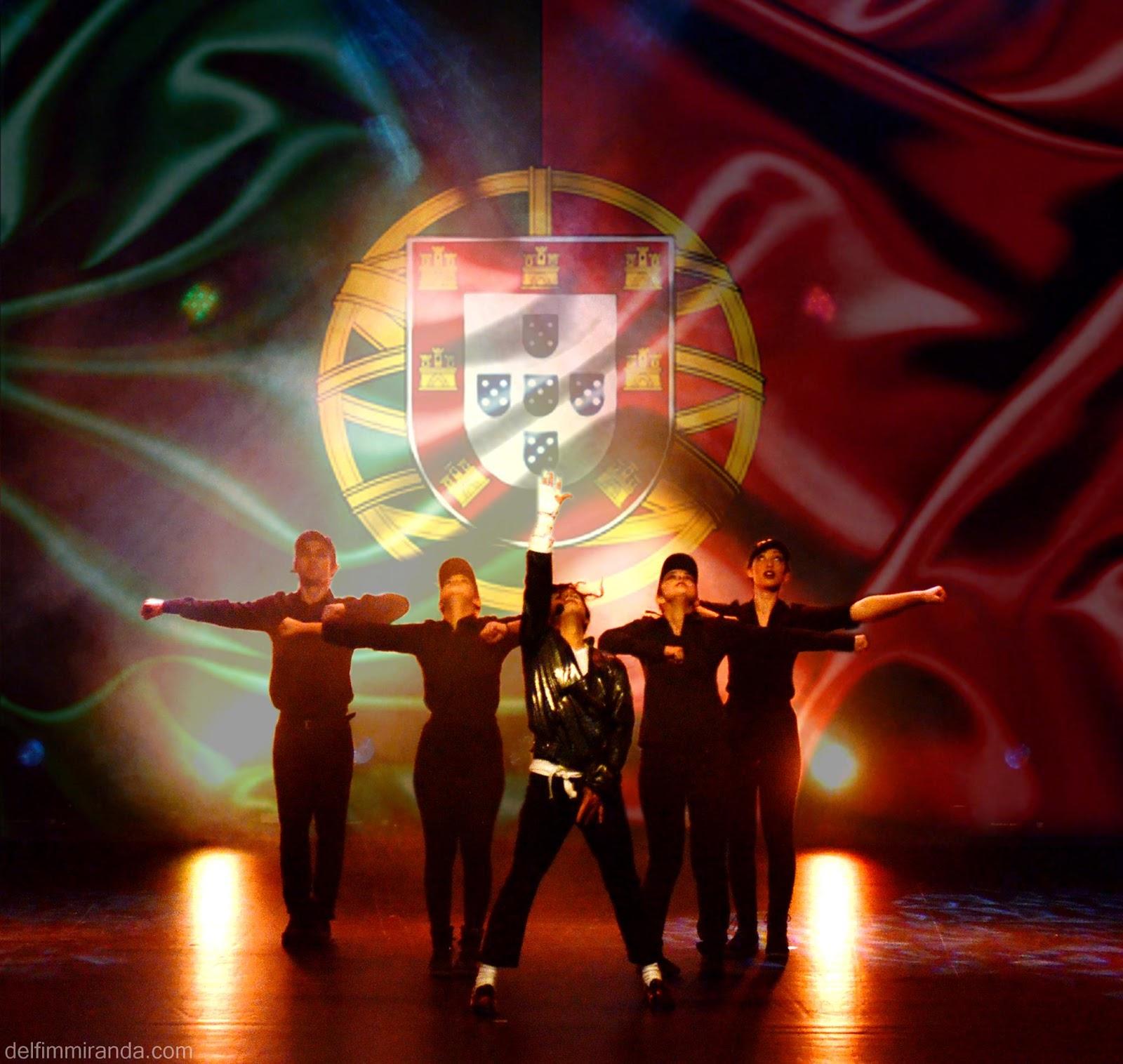Delfim Miranda - Michael Jackson Tribute - I Love Portugal