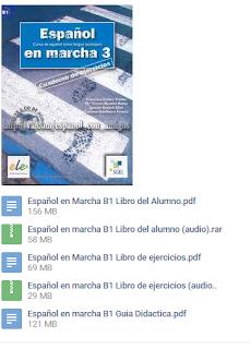 ESPAÑOL EN MARCHA B1. LIBRO DEL ALUMNO, LIBRO DE EJERCICIOS Y GUÍA DIDÁCTICA