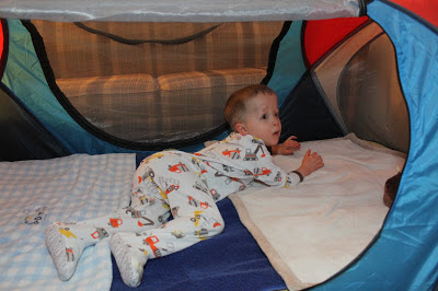 I felt a need to hold onto this tent after Gavin died - and didnu0027t really know why. We gave nearly all of his things like this away so other kids could ...  sc 1 st  Chasing Rainbows & Chasing Rainbows: Bye Bye Crib...