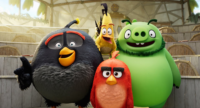 Detroit Giveaway: Screening Passes for Angry Birds 2, win, Metro Detroit, Angry Birds, film, movies, kids family