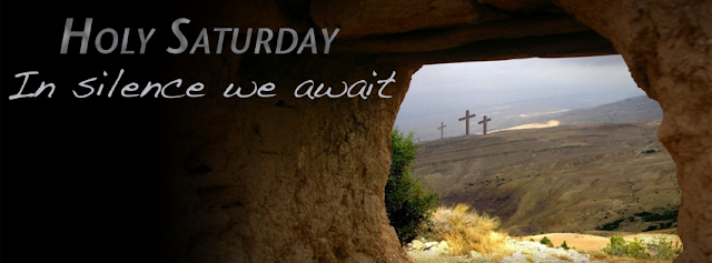 #Christian #Religion :Holy Saturday, The whole earth keeps silence because the King is asleep.!