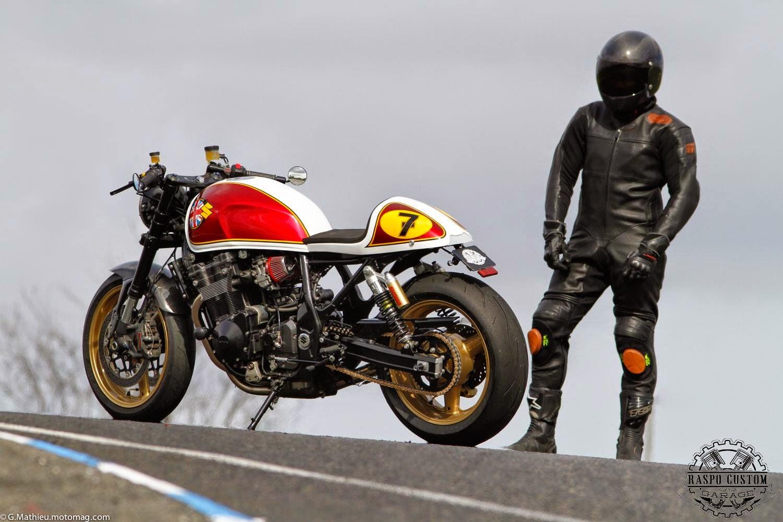 inazuma barry sheene racer - rocketgarage - cafe racer magazine