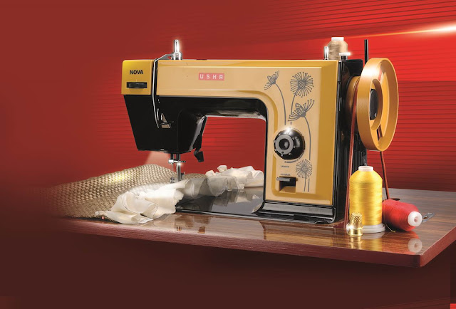 Usha launches India's first-ever range of advanced straight stitch sewing machines