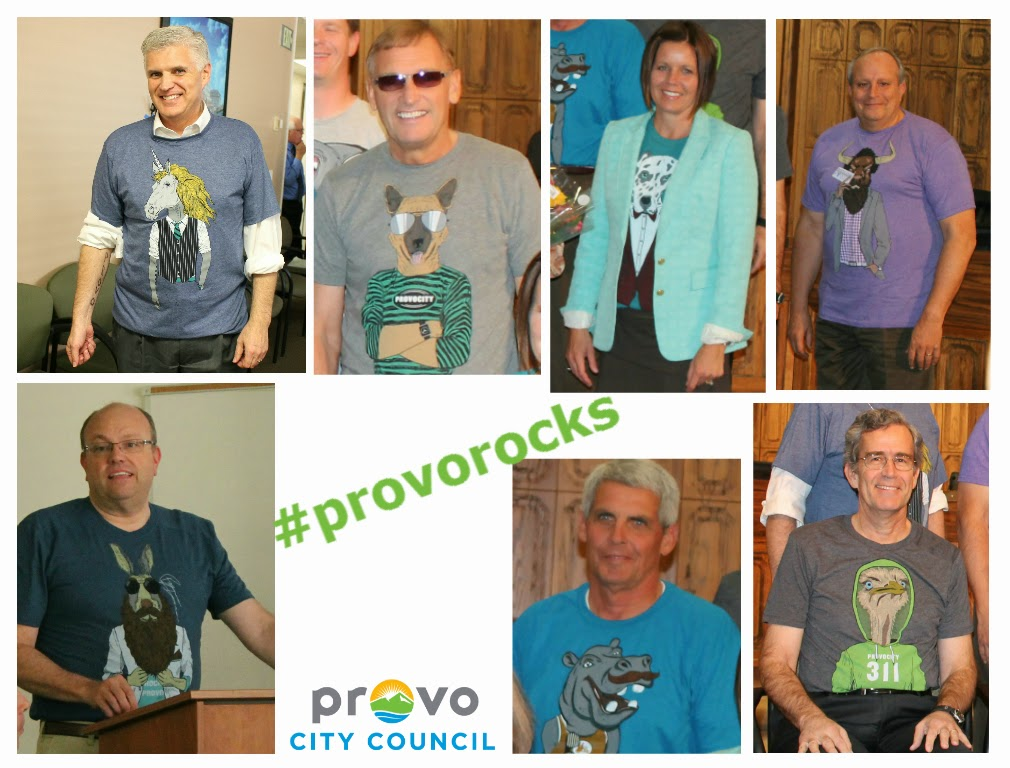 Provo City Council