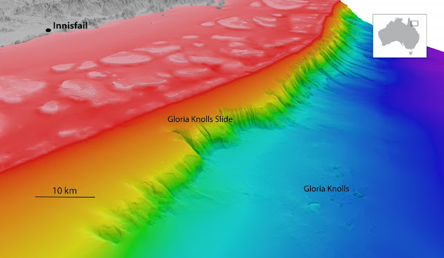 Massive ancient undersea landslide discovered off Great Barrier Reef