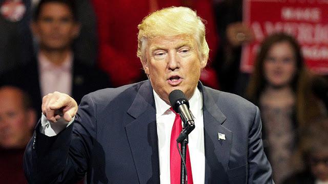 Trump carga contra la política monetaria y militar de China