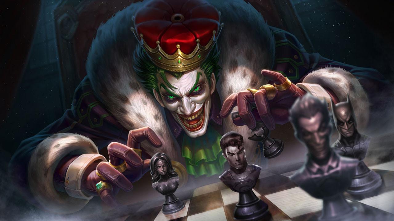 Joker mùa 11