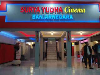 Jadwal Film Bioskop Surya Yudha Cinema Banjarnegara Minggu ini