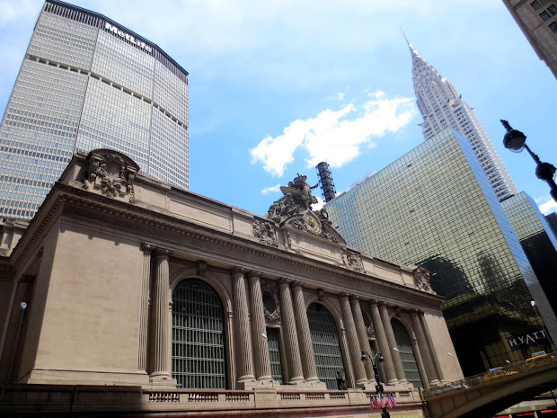 Big Apple Secrets Grand Central Terminal History And