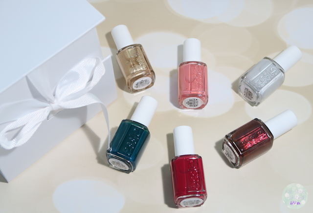 Essie Winter 2016 | Kat Stays Polished