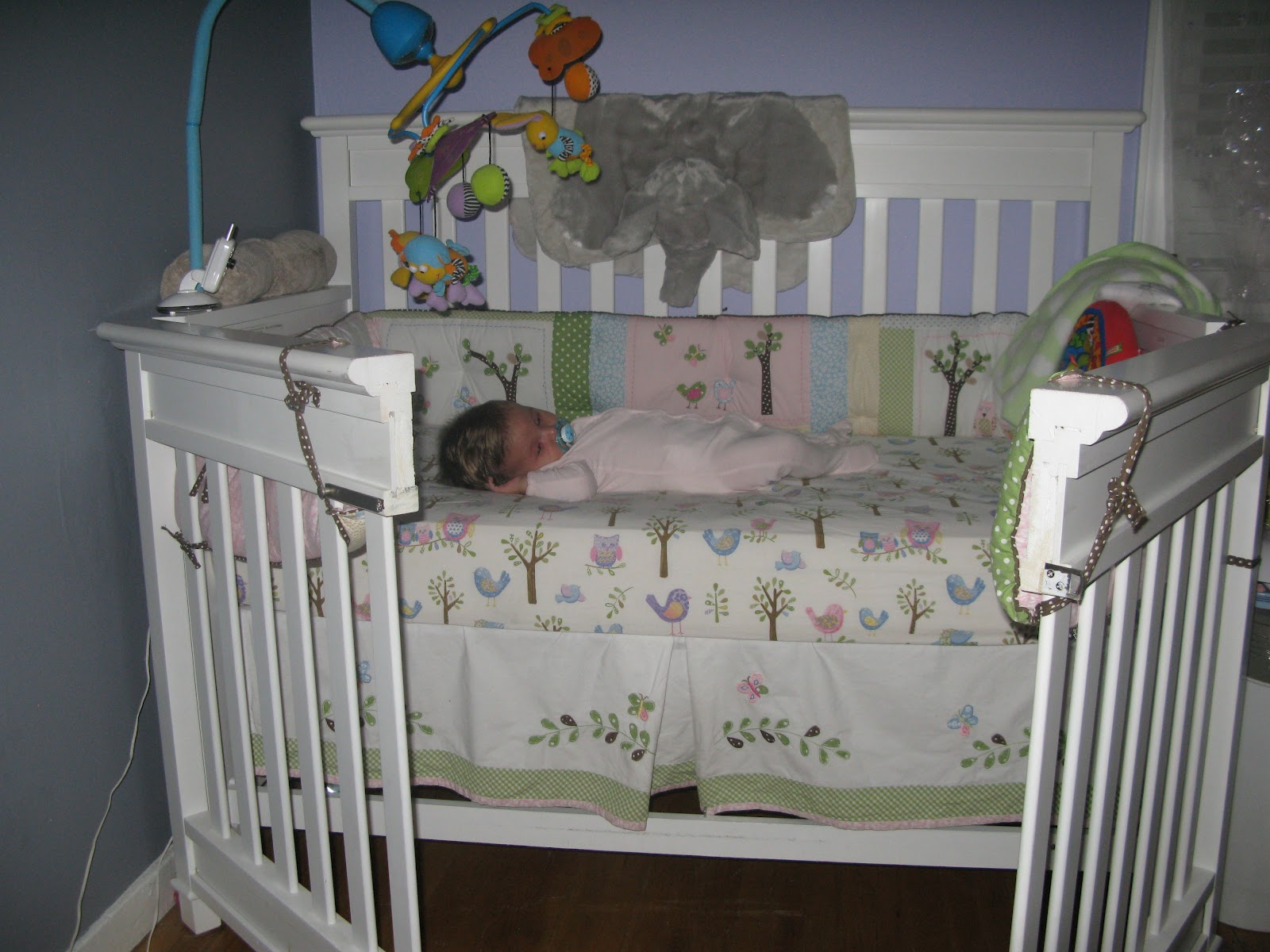 Creating An Accessible Crib For Parents With Disabilities