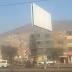 Panel publicitario en la Tupac Amaru pone en peligro a vecinos de Comas