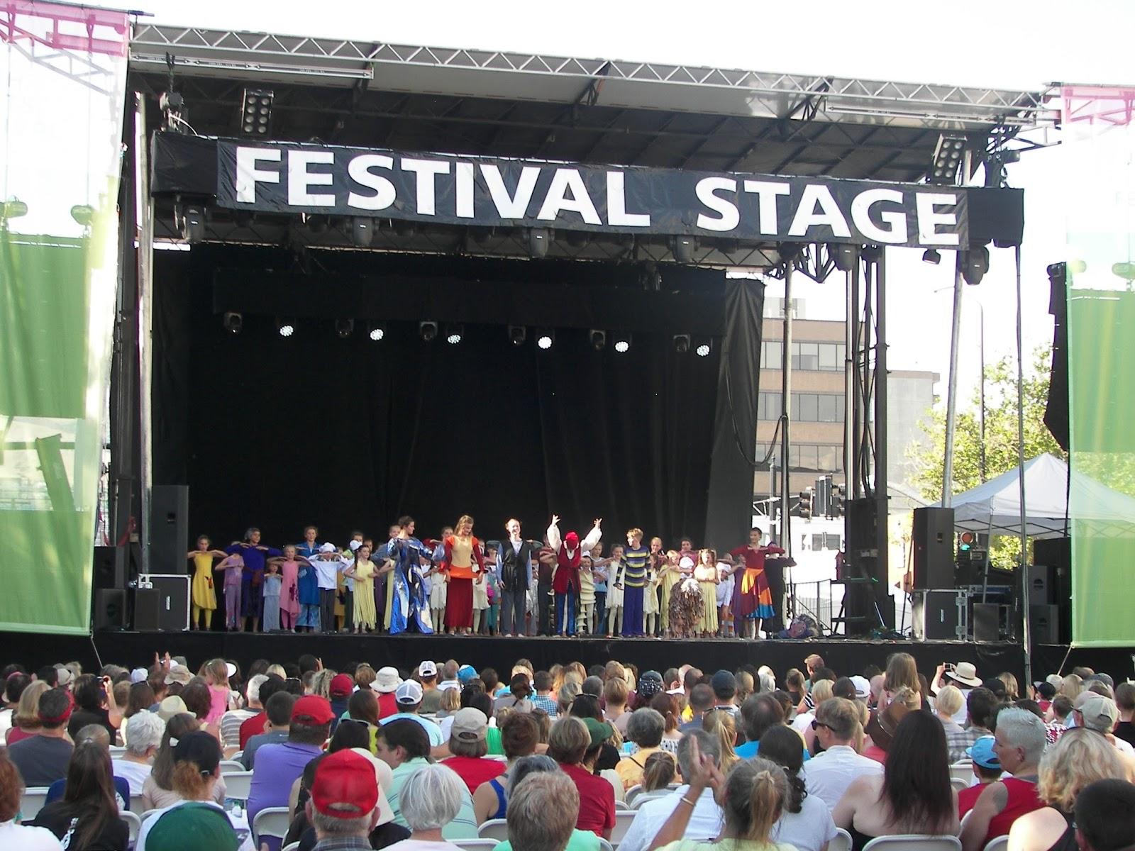Phaedra's Adventures: Utah Arts Festival