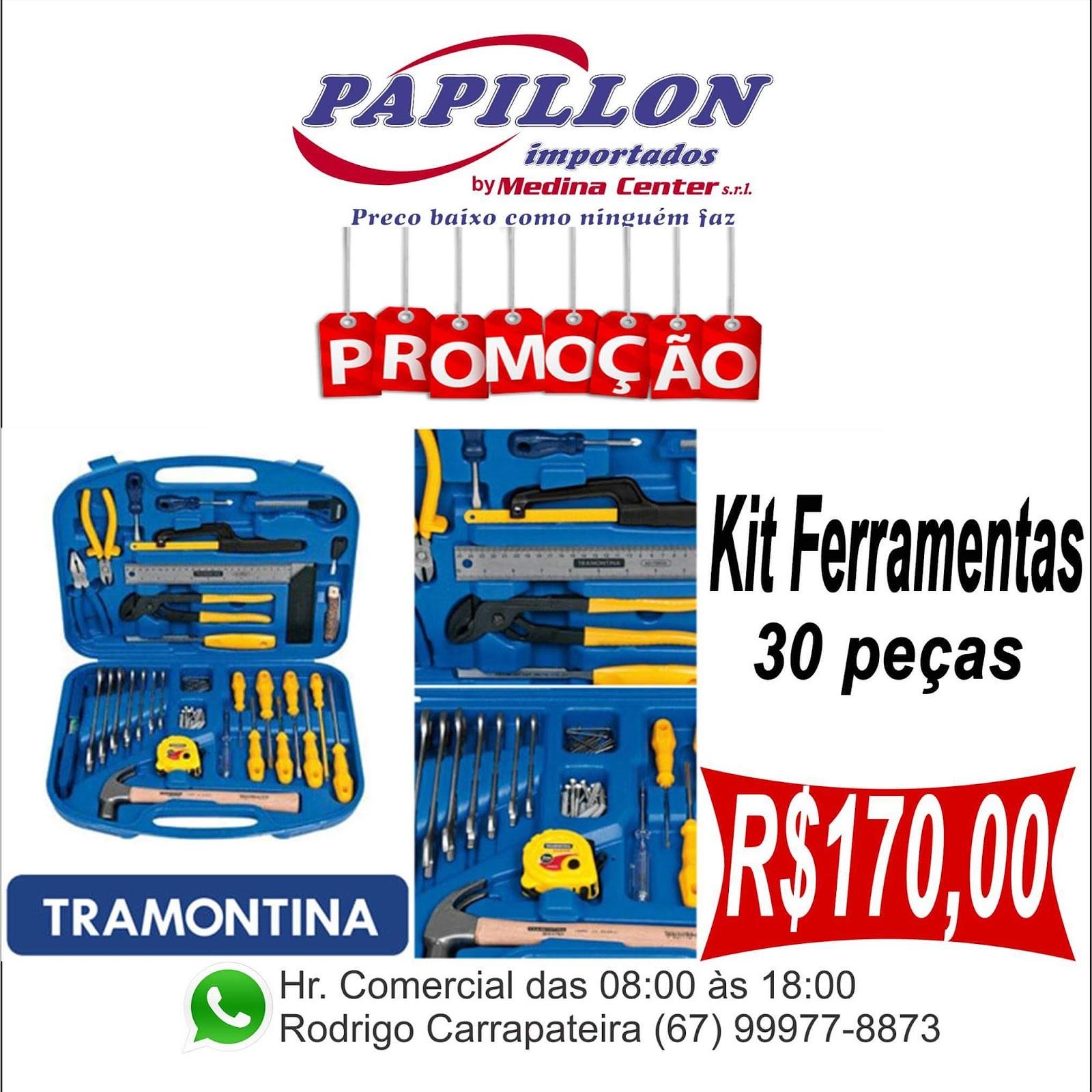 fb4bb621b301f Clique Download ou informaçoes para ver mais produtos. ~ PAPILLON IMPORTADOS
