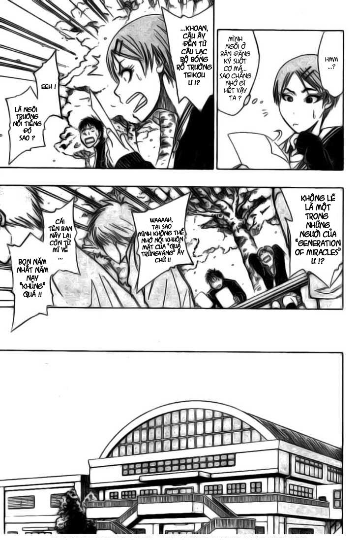 Kuroko No Basket chap 001 trang 11