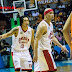 """Tim Cone is thankful for Helterbrand and Caguioa's rescue. """"They pretty much saved our series."""""""