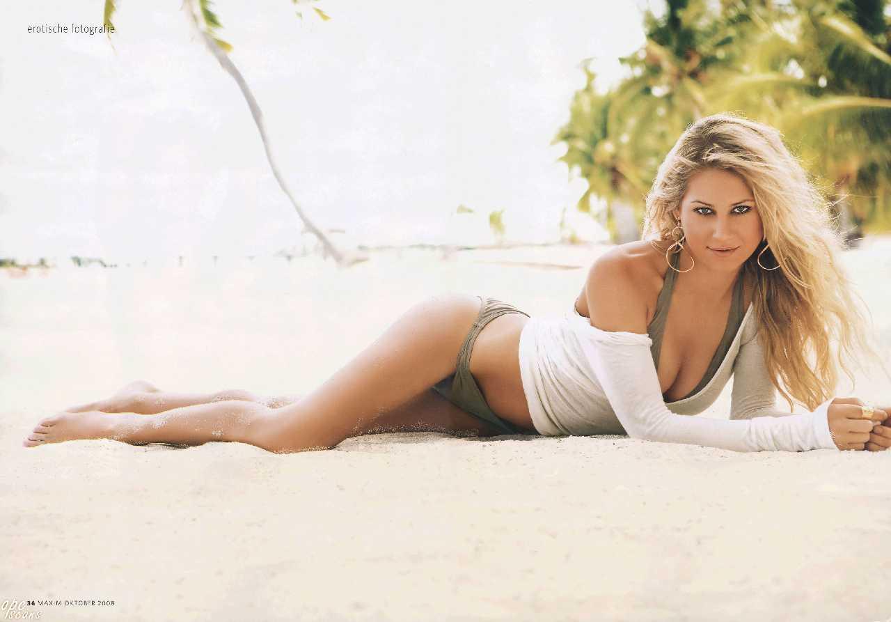 Anna Kournikova Bikini Pictures 18