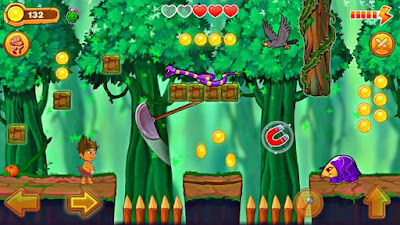 Jungle Run Reloaded Apk v1.2.2 Моd