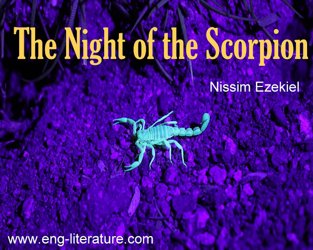 "Nissim Ezekiel's Indianness or Indian Sensibility in ""The Night of the Scorpion"""