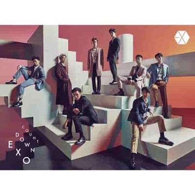 Download [Full Album] EXO - COUNTDOWN [Japanese Version] [MP3]