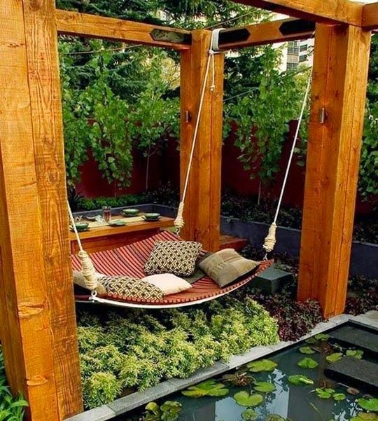 jak zaaranżować ogród naturalny