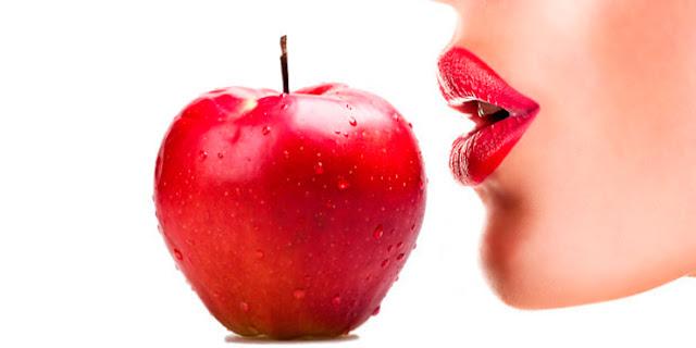 Baja de peso 5 kilos en una semana con manzana
