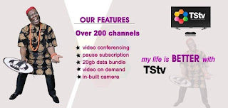 Tstv Nigeria Decoder Satellite