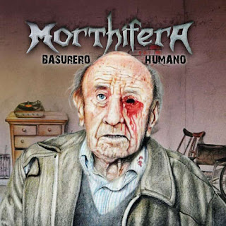 """Το βίντεο των Morthifera για το τραγούδι """"Aborto de Clonacion"""" από το album """"Basurero humano"""""""
