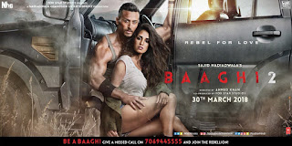 Fourth Poster Of Baaghi 2
