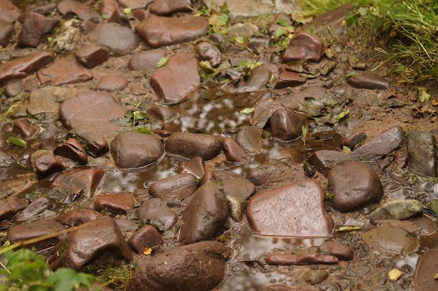 the four waterfalls trail Ystradfellte brecon beacons