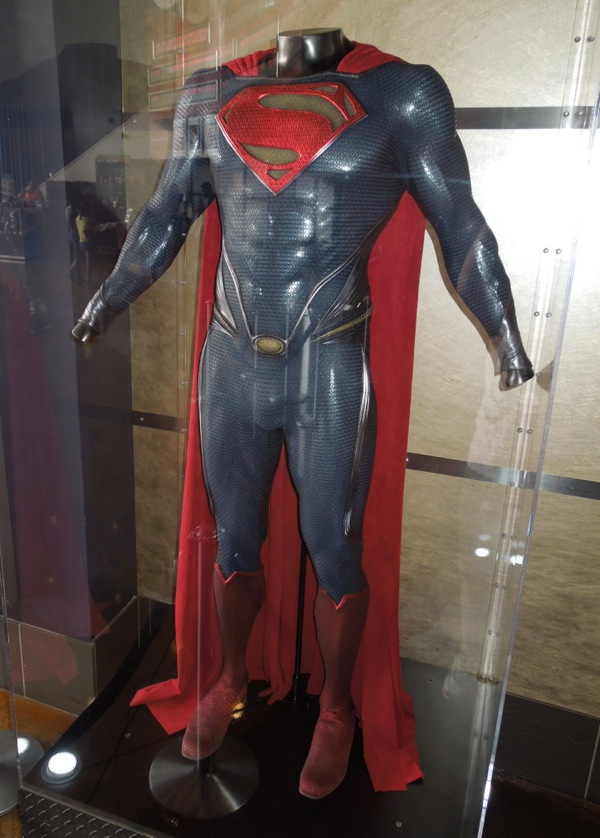 Man of Steel Superman suit & Hollywood Movie Costumes and Props: Man of Steel Superman suit on ...