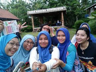 Menambah ilmu dan wawasan dengan teman-teman komunitas blogger bikin happy terus