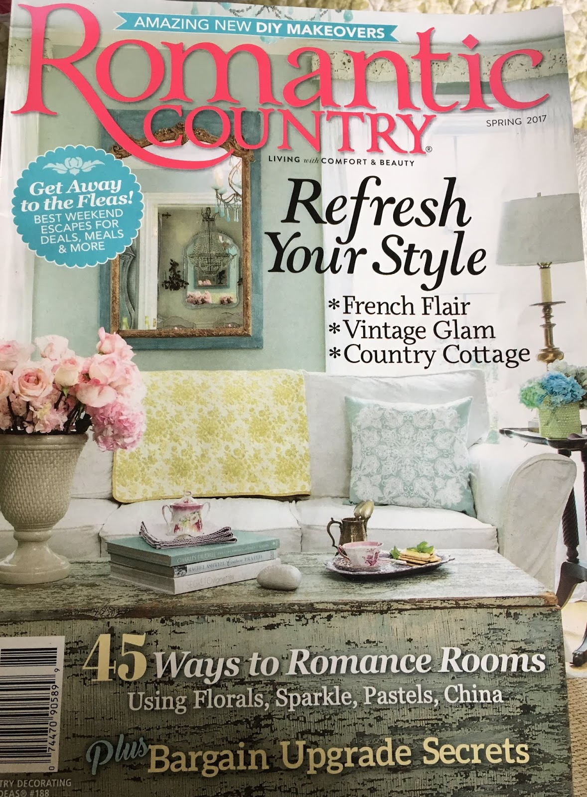 Pleasing Maison Decor My Country Home Magazine Feature Home Interior And Landscaping Ymoonbapapsignezvosmurscom