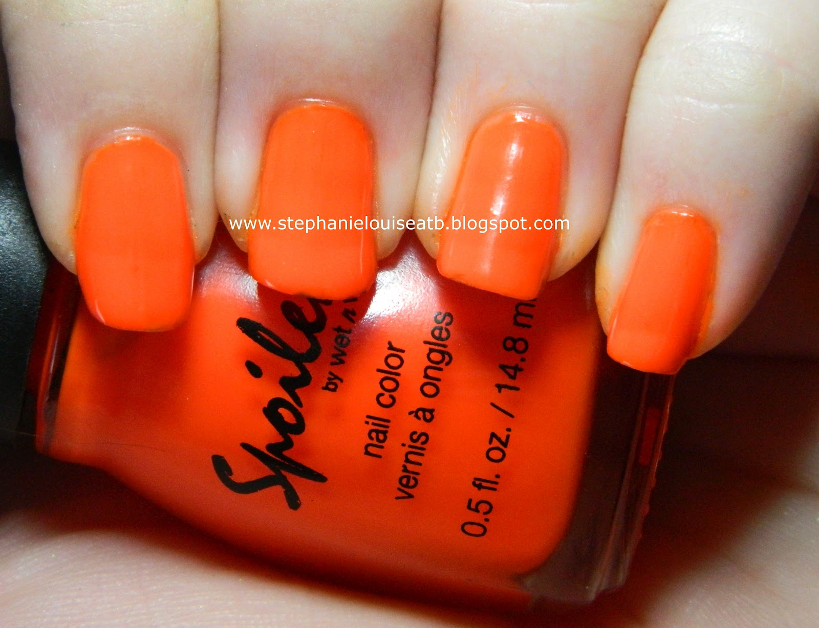 Mani of the Day: Jail Bait from Spoiled Nail Polish