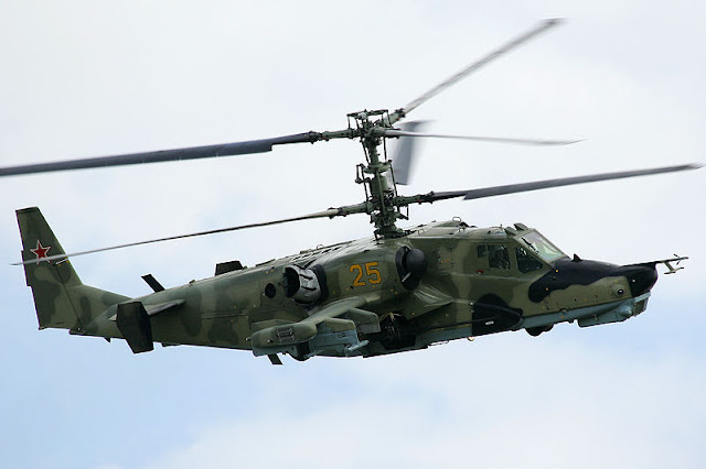 "Foto Helikopter Kamov Ka-50 ""Black Shark"""