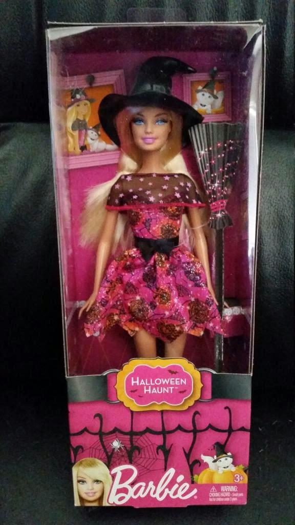 barbie halloween