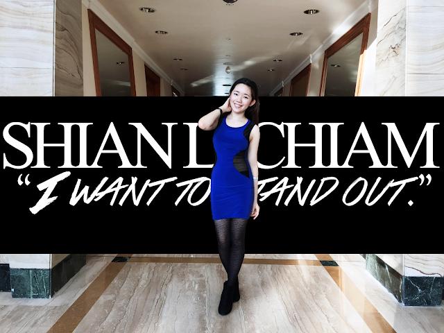 Brunei Blogger May Cho interviews Shian Li Chiam