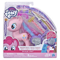 My Little Pony Classic Series Magical Salon Pinkie Pie Brushable
