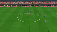 PES 2017 HD Pitch 2.0 by Tran Ngoc
