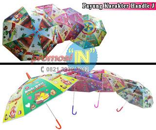 Grosir Souvenir Payung Karakter, Vendor Souvenir Payung Karakter, Supplier Souvenir Payung Karakter, Jual Souvenir Payung
