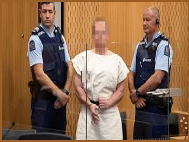 Christchurch Shootings At Two Mosques (Brenton Tarrant Appears In Court)
