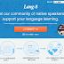 聚集世界各地想學習語言的Lang-8非常歡迎你用日語寫日記