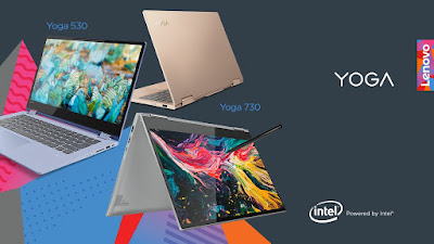 Lenovo Yoga 530 and Yoga 730 with Alexa support launched at MWC 2018