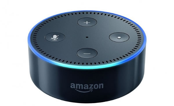 Amazon Echo Dot (Gen 2)