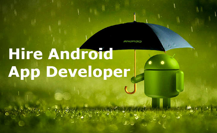 Vacancy for android Developer - Android Mobile App Developer