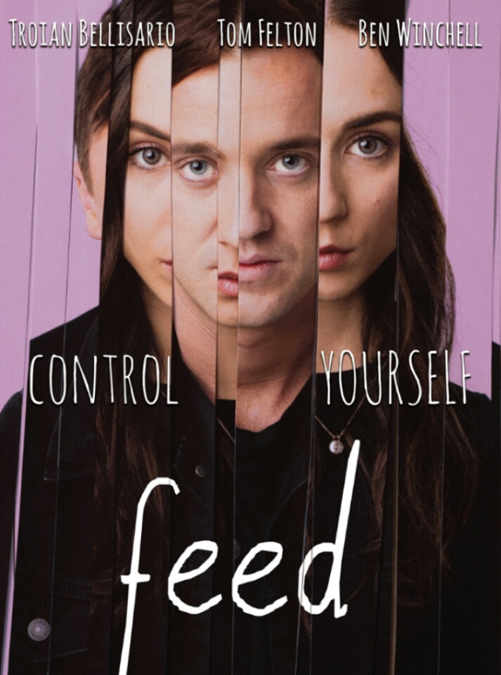 Feed (2017) ταινιες online seires xrysoi greek subs
