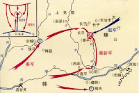 Movimiento de pinza - Batalla de Changping